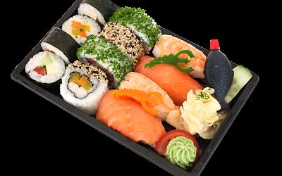 Sushi-Bestelltage ohne Mindestbestellwert
